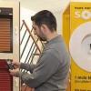 Premier trimestre 2013 en baisse de 4% pour Somfy