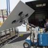 Axitec : mini-grue mobile à ventouses pour travailler en intérieur comme en extérieur