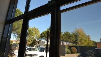 Sunpartner technologies : des verres photovoltaïques transparents !