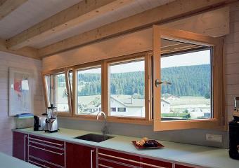 La fen tre passive triple vitrage dope les r sultats de for Fenetre style loft