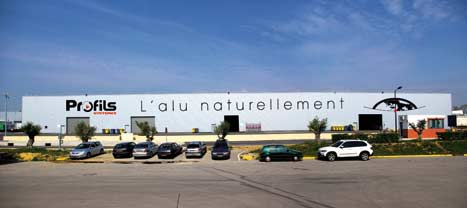 Lourds investissements pour profils syst mes verre - Profils systemes baillargues ...