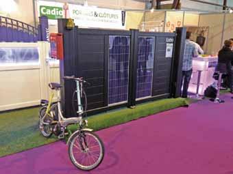 cadiou lance un nouveau portail solaire liou verre. Black Bedroom Furniture Sets. Home Design Ideas