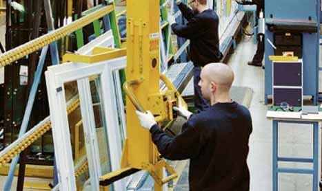 Oxxo Evolution investit dans la menuiserie aluminium