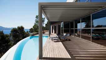 profils syst mes pr sente sa nouvelle toiture bso pergola aluminium wallis outdoor verre. Black Bedroom Furniture Sets. Home Design Ideas