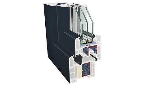 Nouvelle fenêtre Gealan Futura | Verre & protections.com