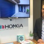 Olivier Avias, nouveau directeur commercial du réseau Homkia