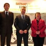 Batimat ouvre les portes de l'Egypte et du Moyen-Orient aux industriels du bâtiment
