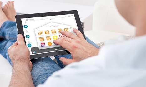 """Somfy : un plan stratégique porté sur le """"digital"""""""