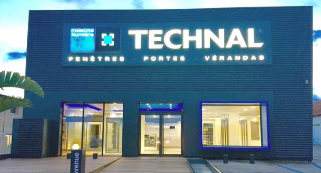 Un nouvel espace Maisons de lumière by Technal à Montpellier