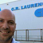 Dominik Hinzen nommé directeur général de C.R. Laurence of Europe
