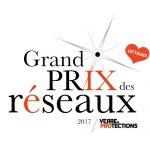 """Votez pour le """"Coup de cœur des lecteurs"""" du Grand prix des réseaux - Verre & Protections 2017"""