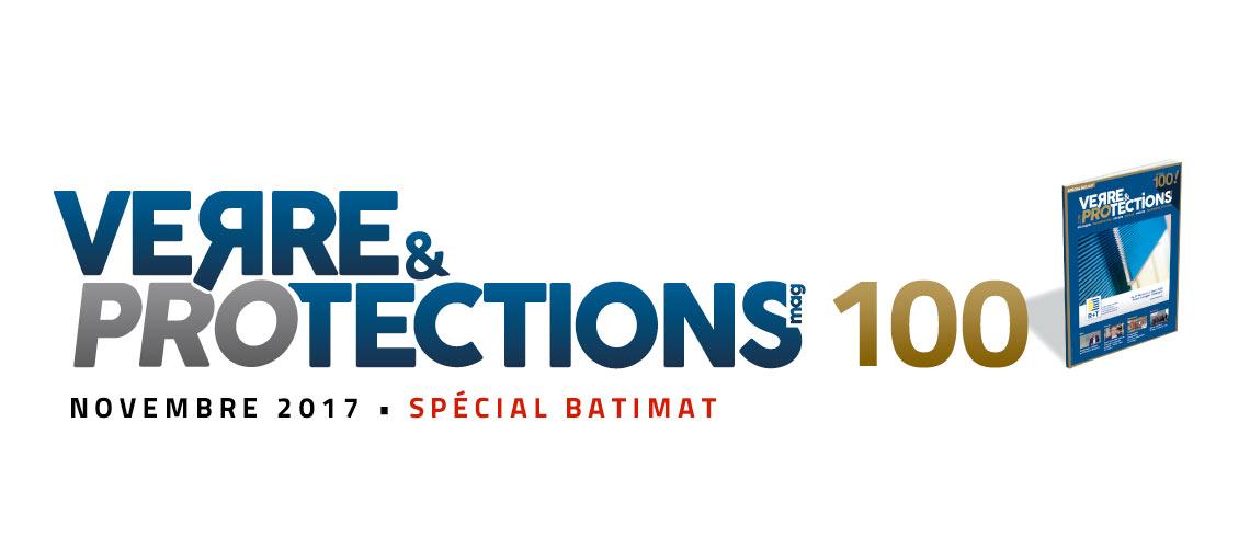 Verre & protections magazine 100 en avant-première