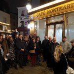 Profialis réunit une centaine de ses clients à Montmartre