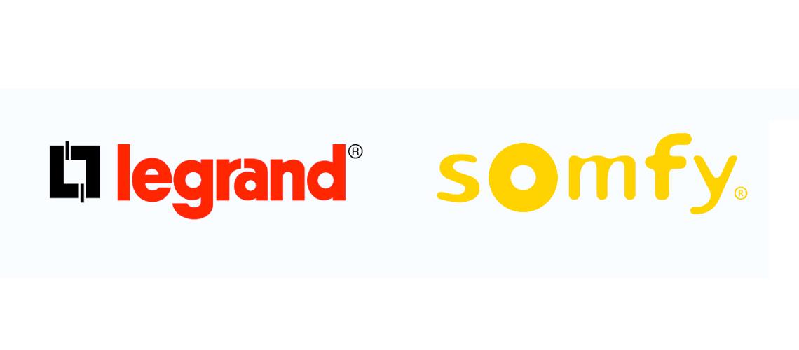 Les offres connectées Legrand et Somfy deviennent compatibles