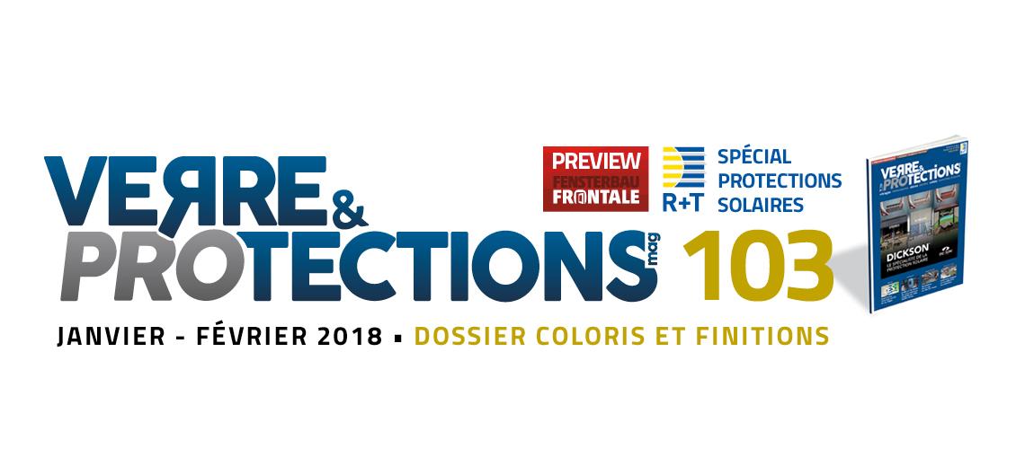 Verre & protections magazine 103 en avant-première