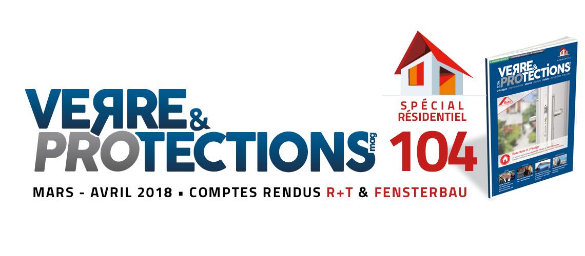 Verre & protections magazine 104 en avant-première
