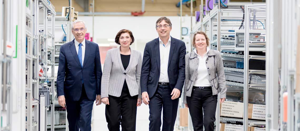 Pascal Portelli devient président du directoire de Delta Dore