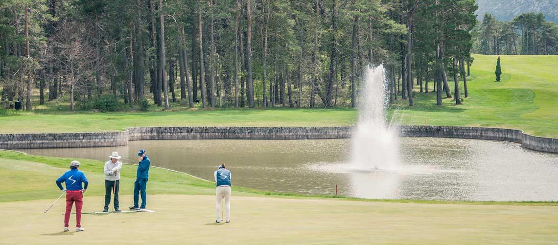 Sepalumic partenaire exclusif de la Golf Cup Nice Matin