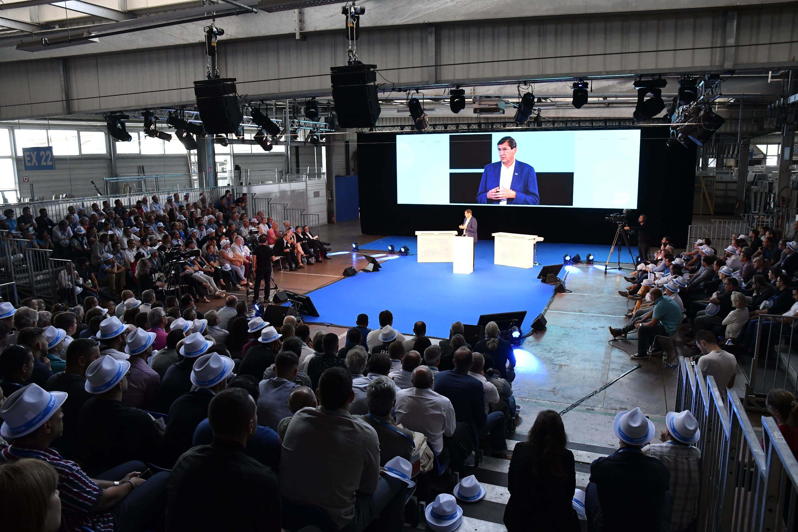 Campus Tryba 2018 : 1000 adhérents du réseau en terres alsaciennes