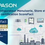 Diapason d'Isia certifié ScoreFact
