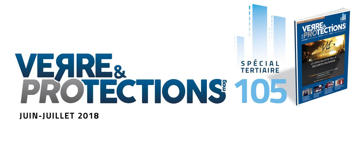 Verre & protections magazine 105 en avant-première