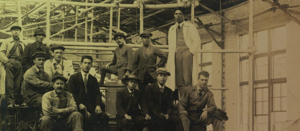 NSG célèbre ses 100 ans d'activité
