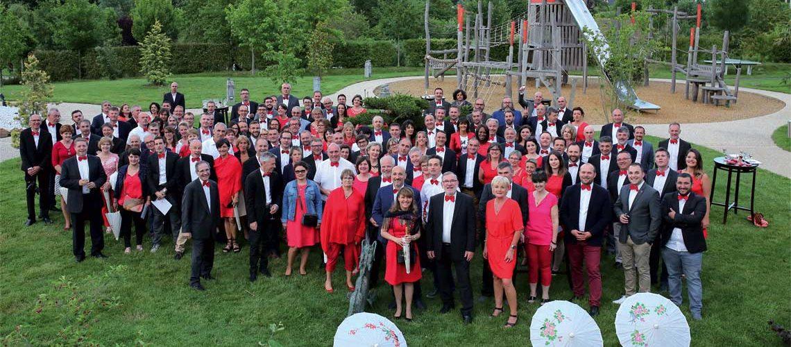 Le réseau Partenaires Certifiés Janneau au zoo pour sa 15e convention et les 45 ans de l'entreprise