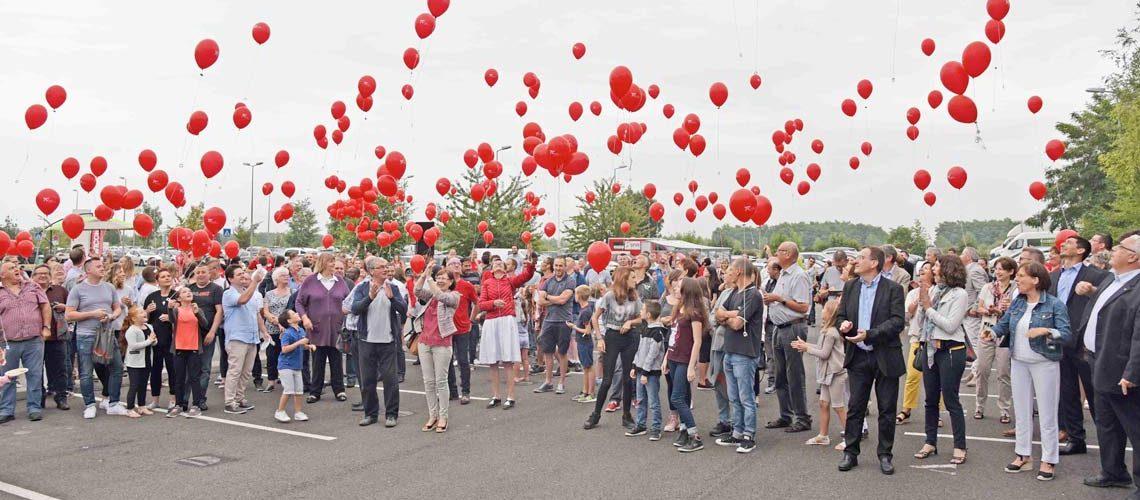 Wicona célèbre ses 70 ans en 2018