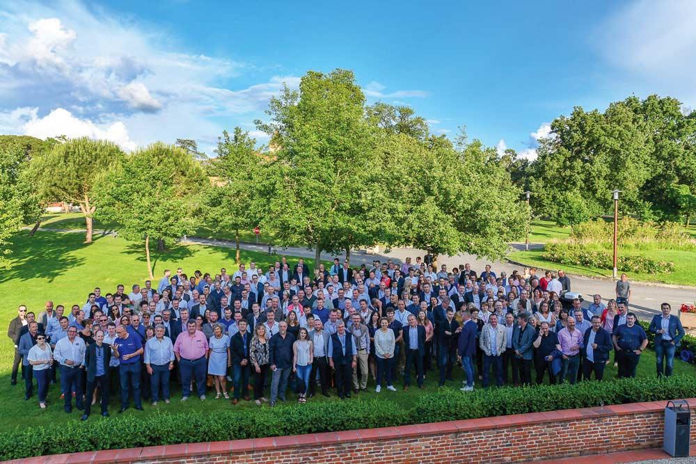Proxeo : une convention exceptionnelle pour célébrer les dix ans du réseau
