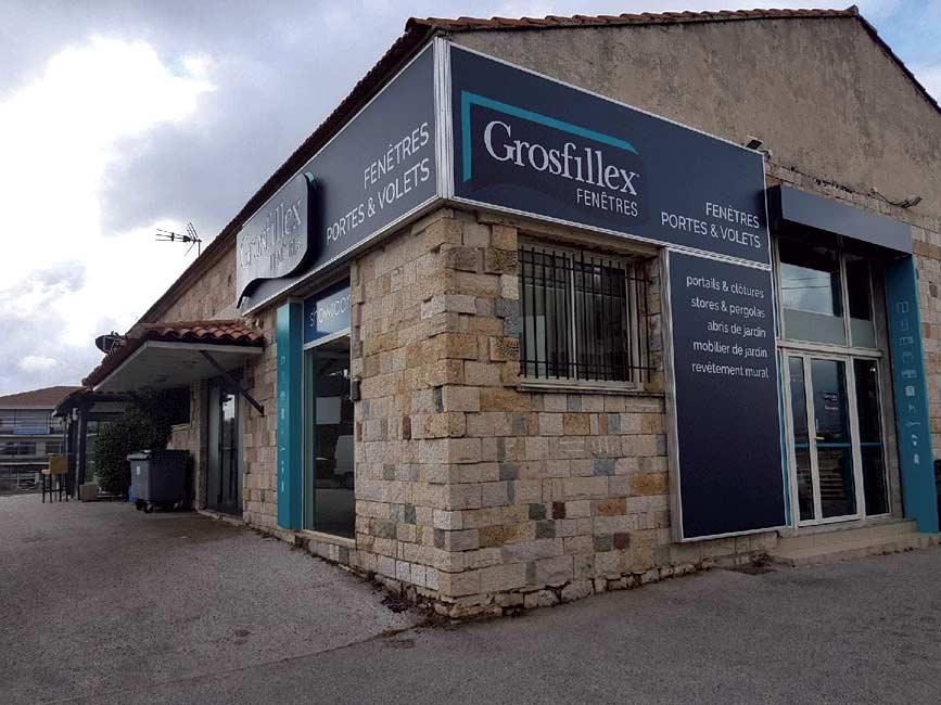 Grosfillex Fenêtres : nouvelle franchise aux portes de la Méditerranée