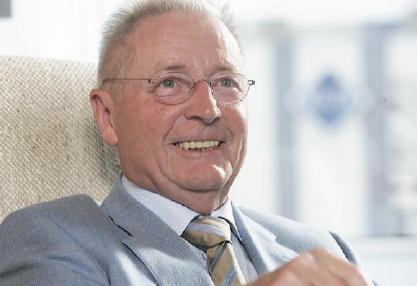 Décès d'Heinrich Laumann, fondateur du Groupe VEKA