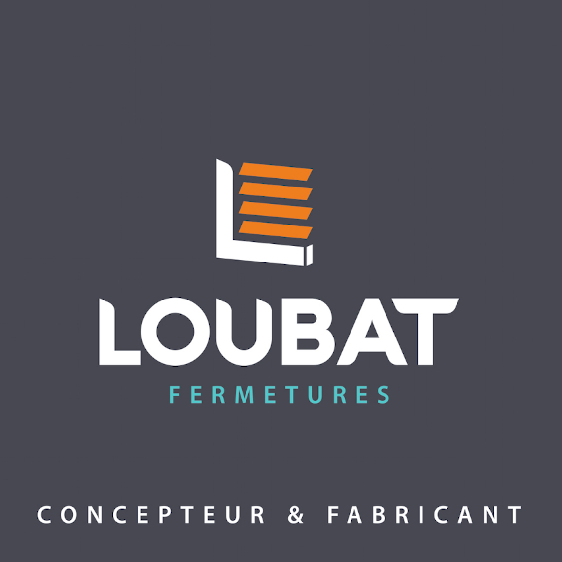 Nouvelle identité visuelle pour Loubat Fermetures