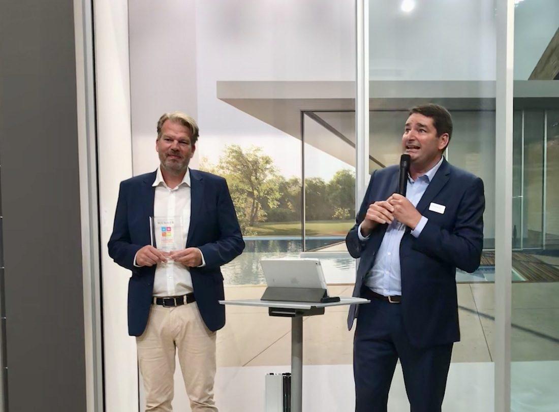 Solarlux inaugure son siège français à Aix en Provence