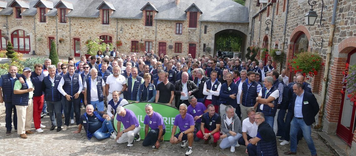 "Encore un grand succès pour le tournoi de golf ""Menuiserie On the Green"""