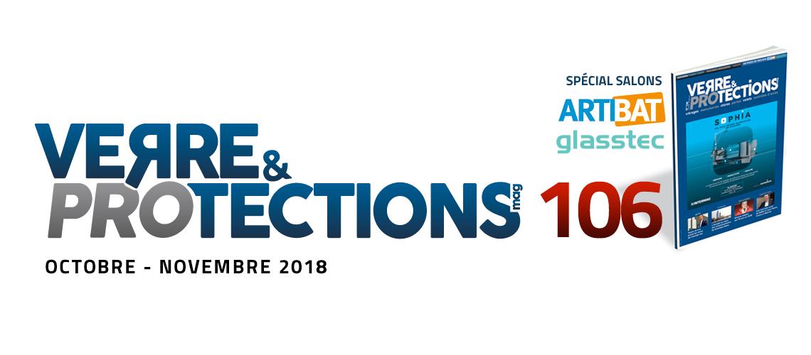 Verre & protections magazine 106 en avant-première