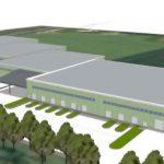 Le groupe Velux investit 4 millions d'euros dans l'extension de son centre logistique national en Picardie