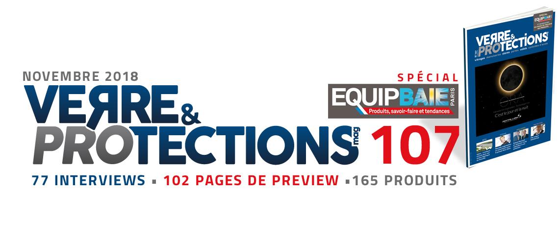 Verre & protections magazine 107 en avant-première