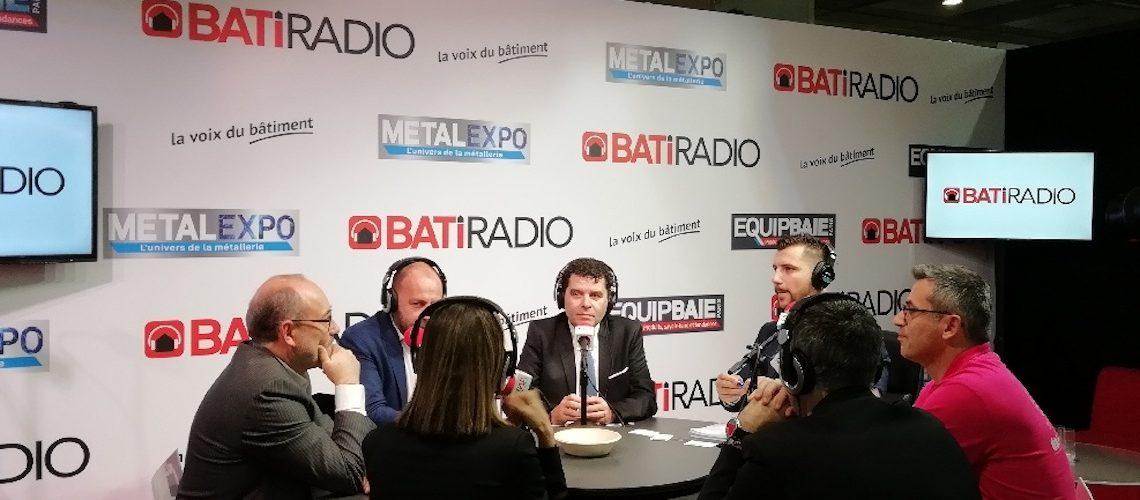 """Batiradio : émission sur les """"Grands Prix des Réseaux - Verre & Protections Mag"""""""