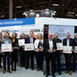 """Les gagnants du """"Grand Prix des Réseaux – Verre & Protections Mag"""" 2018"""