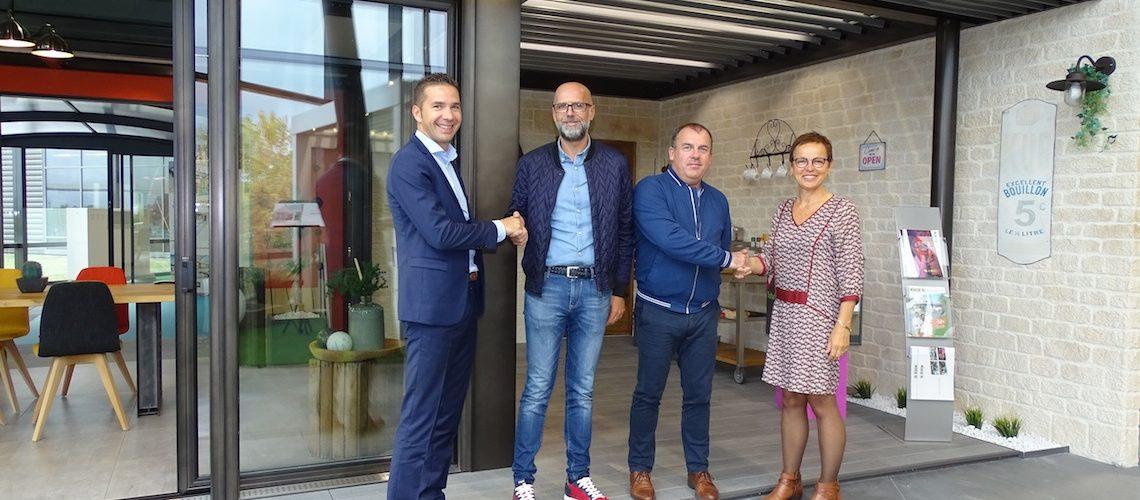 Laval : Concept Alu annonce l'arrivée de son 30ème concessionnaire