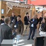 Tipee et le CSTB inaugurent une plateforme de formation à la mise en oeuvre des produits de la baie à La Rochelle