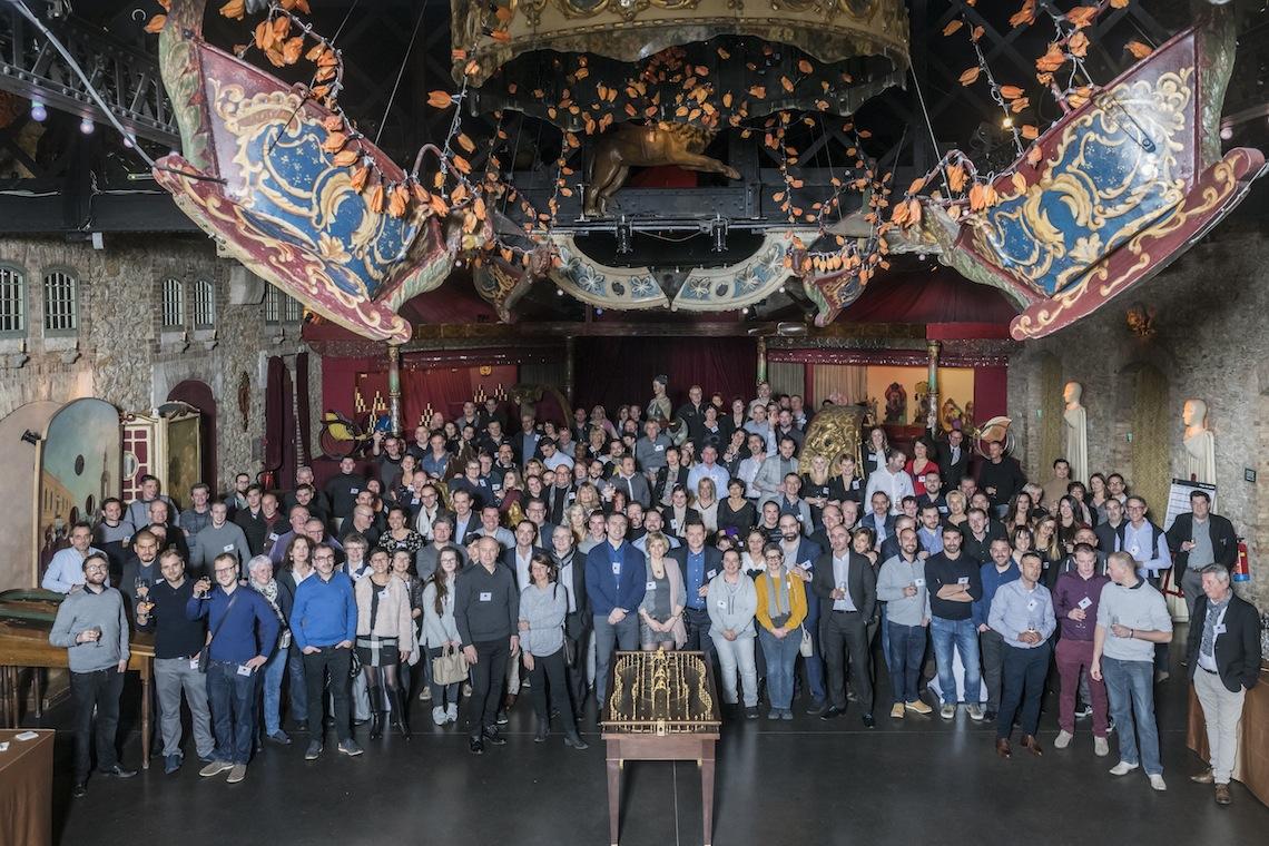 Du Musée des Arts Forains... à Séville pour fêter les 30 ans de Storistes de France