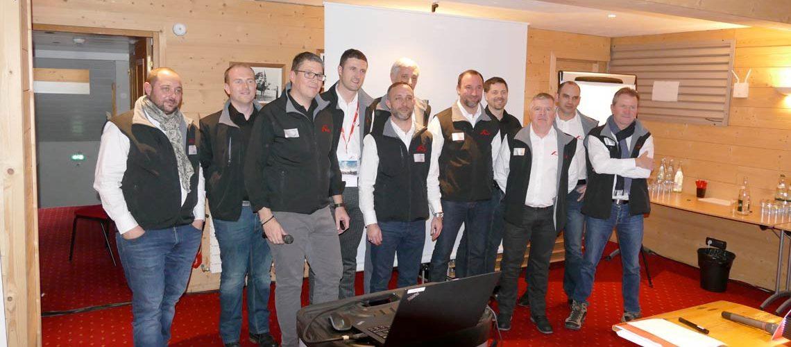 Première édition du Roto Winter Tech'2019 à La Clusaz