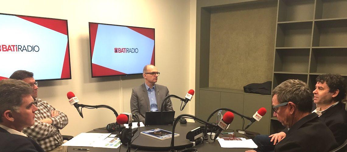 """""""Vu de ma Fenêtre"""", première émission de Verre & Protections sur BatiRadio"""