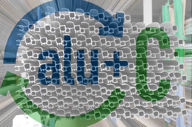 Profils Systèmes labellisée Alu + / C-