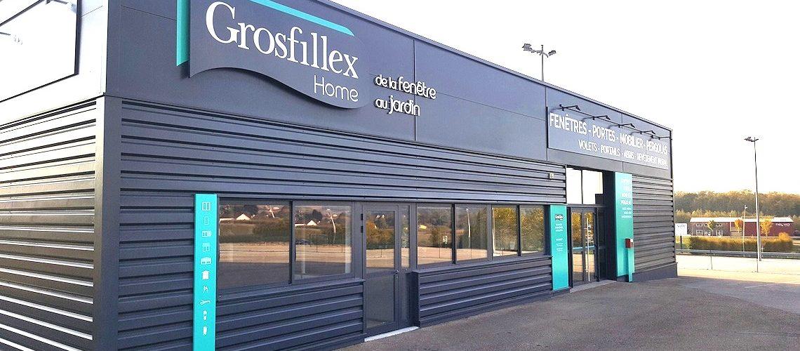 Ouverture d'un nouveau Grosfillex Home à Dole