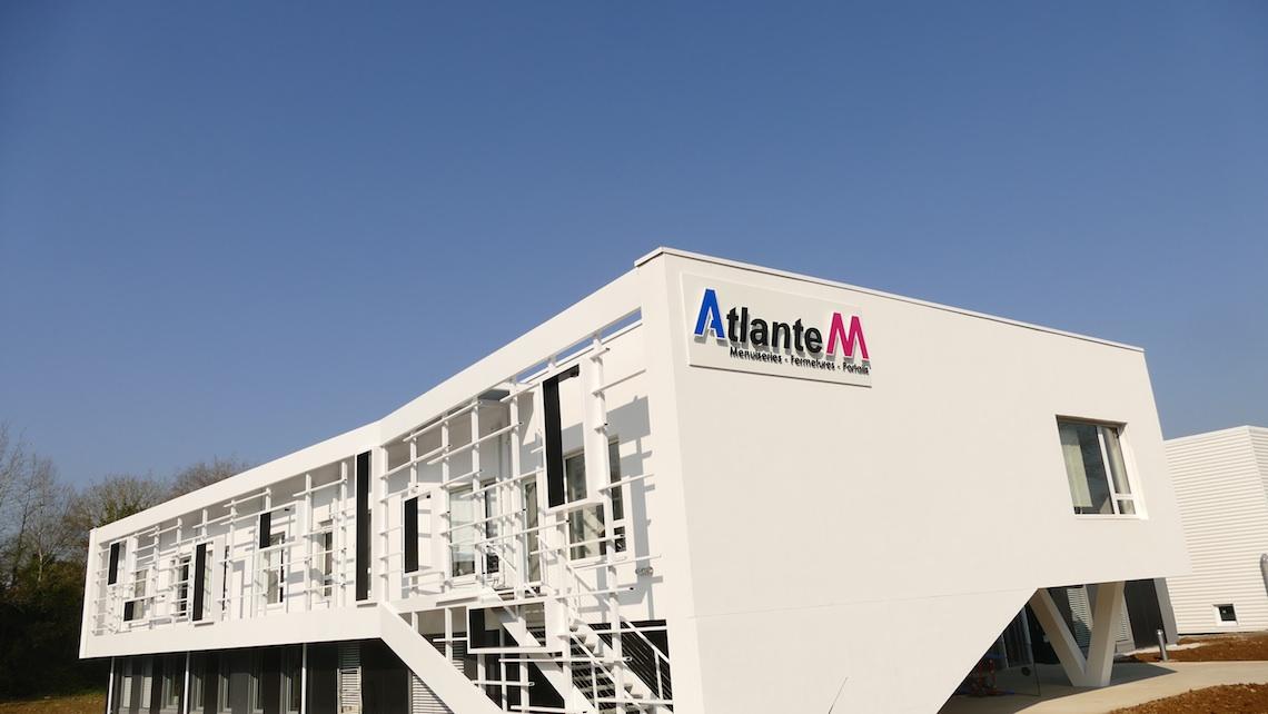Atlantem inaugure son nouveau siège, conçu comme vitrine de sa gamme AM-X