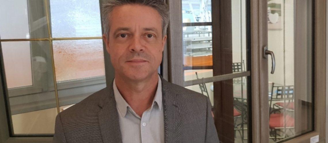 Franck Hervochon, nouveau directeur général de Bipa