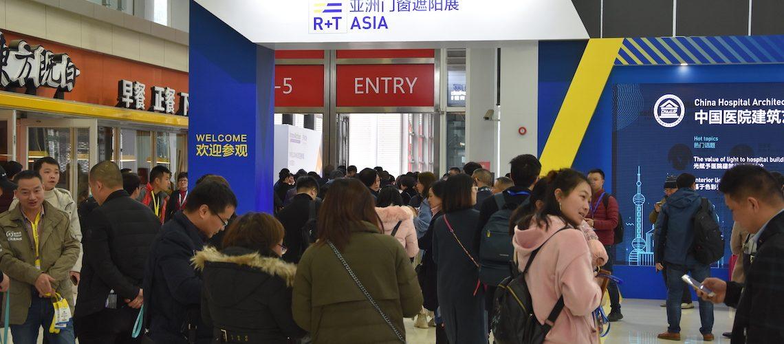 Le salon R-T Asie reporté à 2021