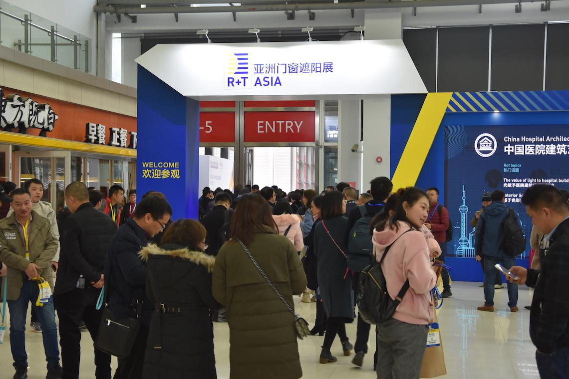 R+T Asia 2019 : les impressions d'exposants européens à Shanghai
